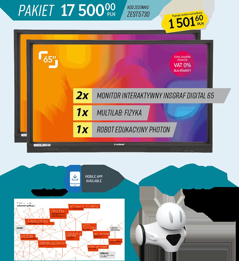 Pakiety sprzęt i akcesoria - zest5730