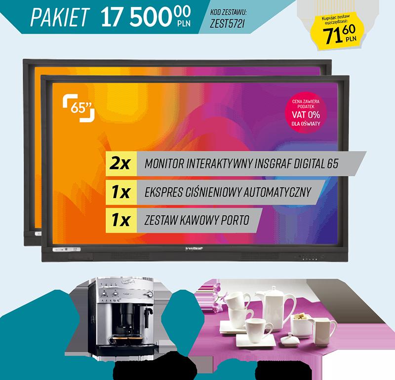 Pakiety sprzęt i akcesoria - zest5721
