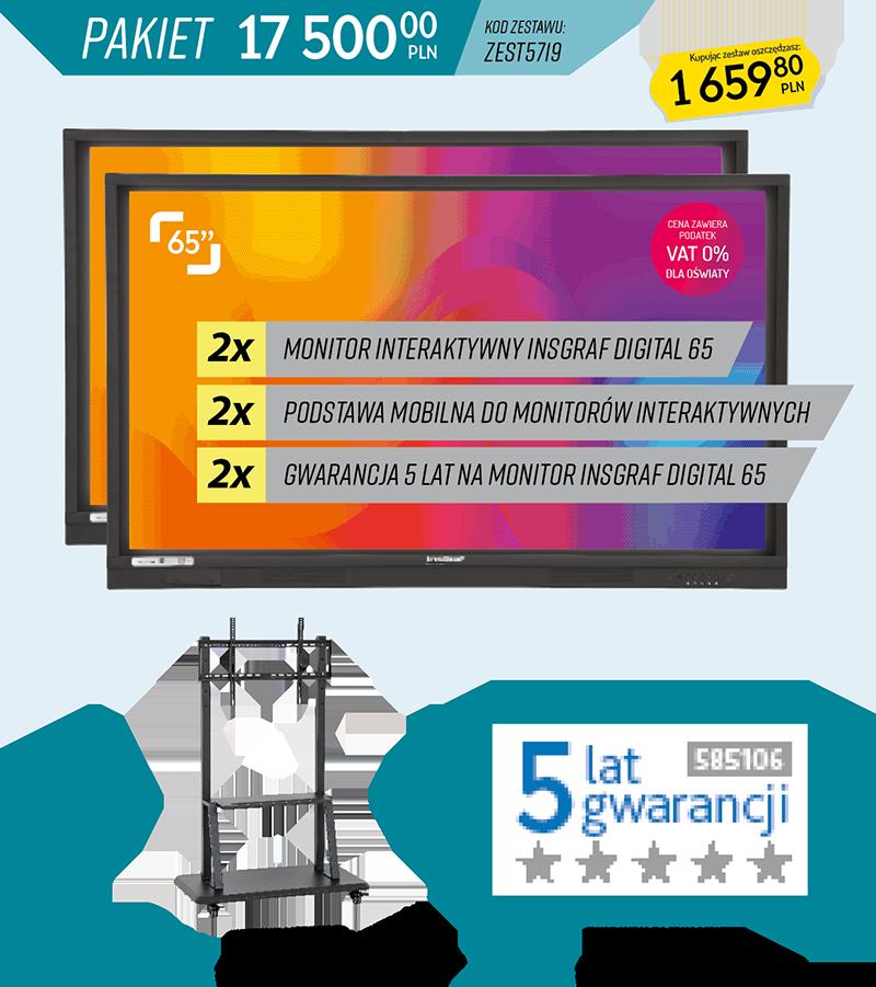 Pakiety sprzęt i akcesoria - zest5719