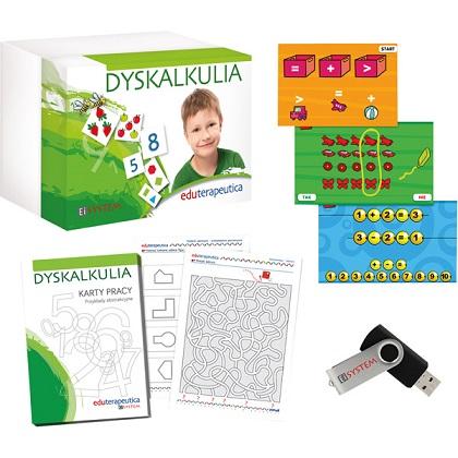 Dyskalkulia-program multimedialne. Specjalne potrzeby edukacyjne