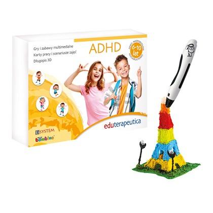 Program multimedialny ADHD. Specjalne potrzeby edukacyjne