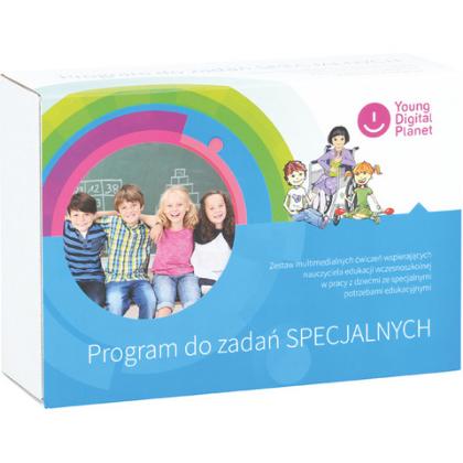 Program do zadań specjalnych. Specjalne potrzeby edukacyjne