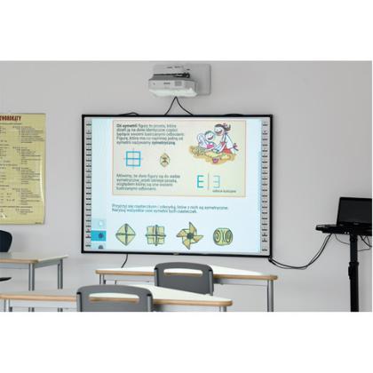 Aktywna tablica sprzęt i akcesoria - tablica interaktywna1