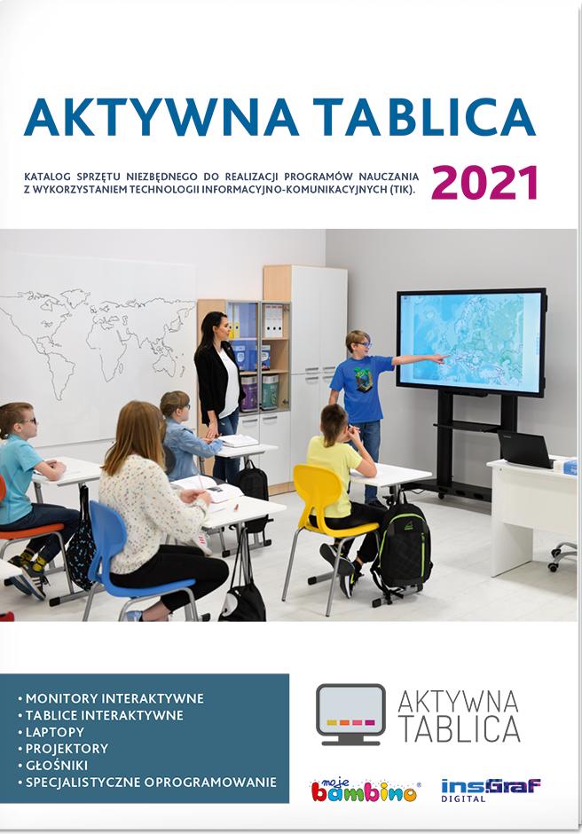 Aktywna Tablica 2021 katalog