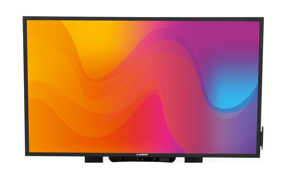 Monitor interaktywny insGraf Premium. Aktywna tablica 2021
