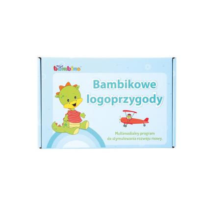 Program multimedialny, logopedyczny Bambikowe Logoprzygody. Aktywna Tablica spe