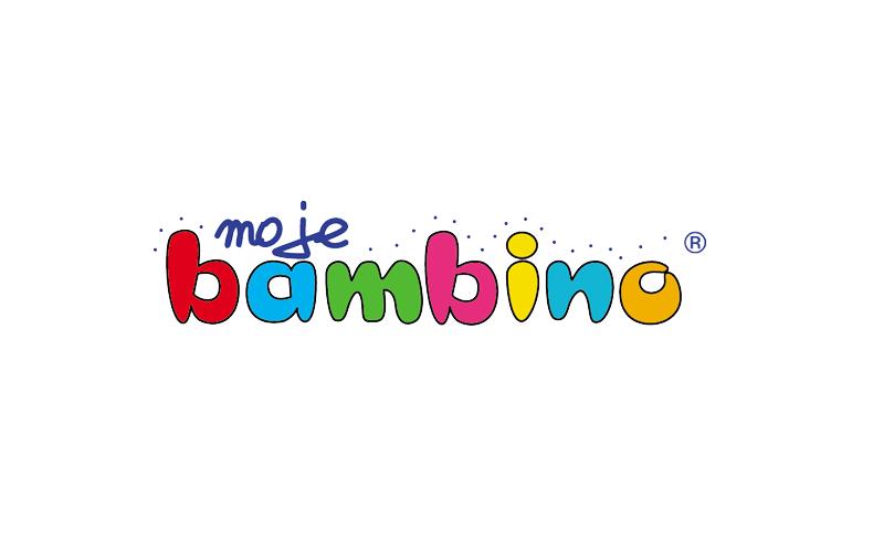 Moje Bambino, logotyp sklepu internetowego