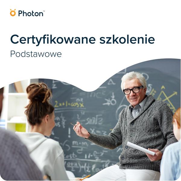 Certyfikowane szkolenie podstawowe Photon