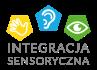 Logotyp strony www poświęconej integracji sensorycznej