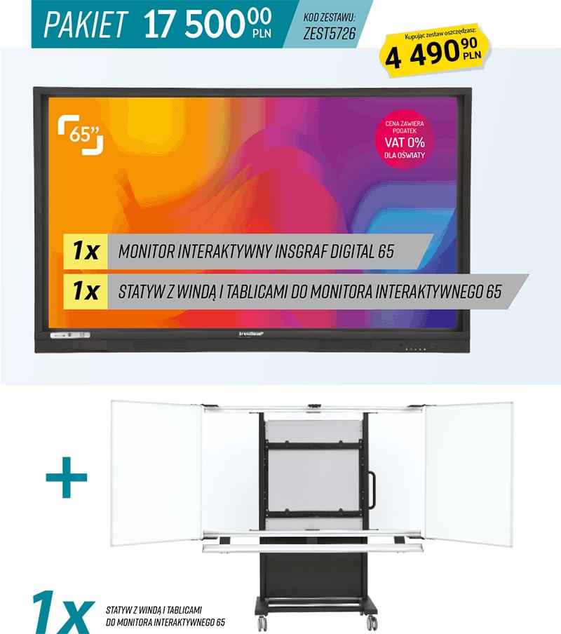 Pakiety sprzęt i akcesoria - zest5726