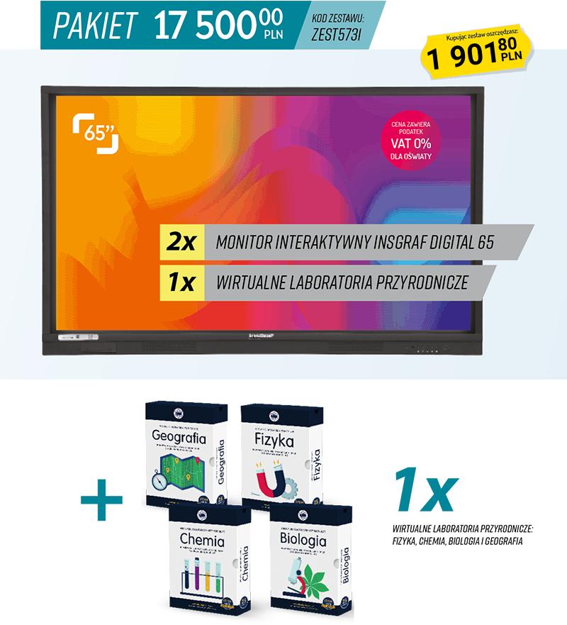 Pakiety sprzęt i akcesoria - zest5731