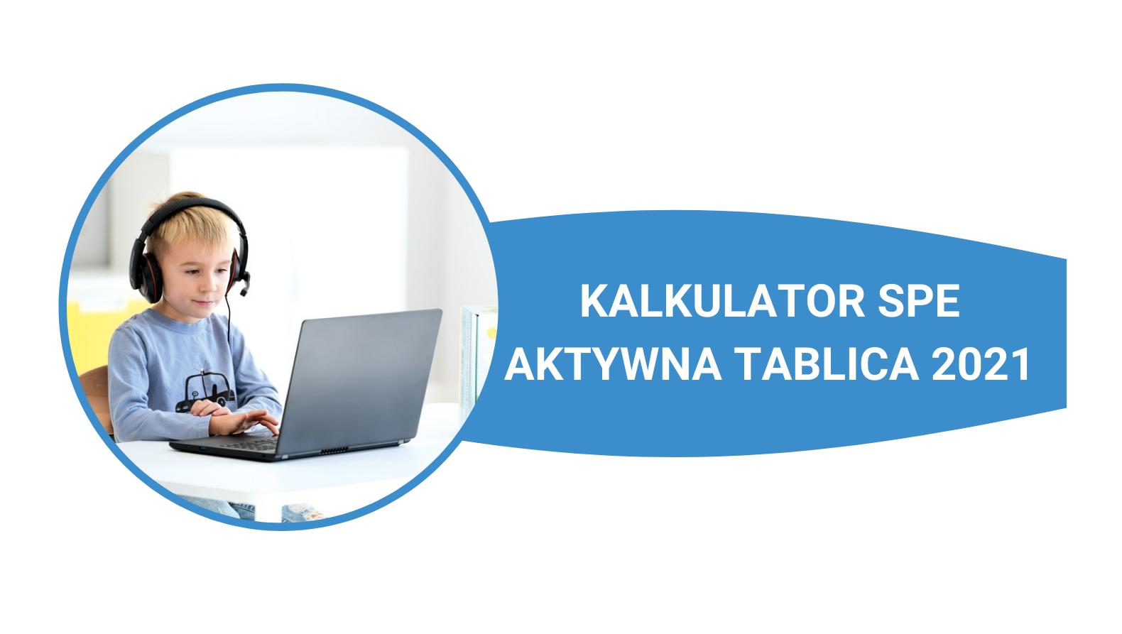 Kalkulator Aktywna Tablica Specjalne Potrzeby edukacyjne