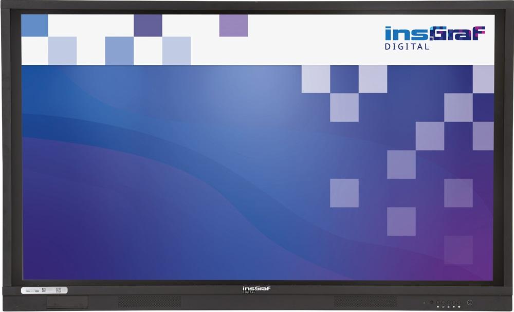 Insgraf Digital 65. Najczęściej wybierany monitor przez nauczycieli